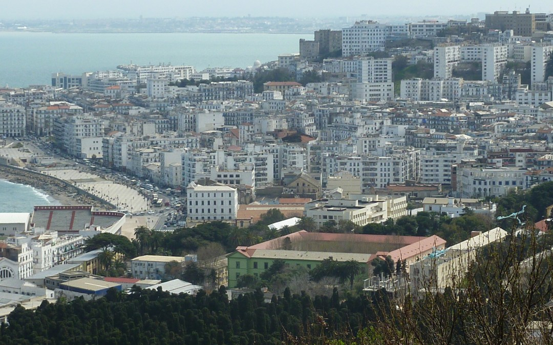 IMF concerned about Algeria's economy