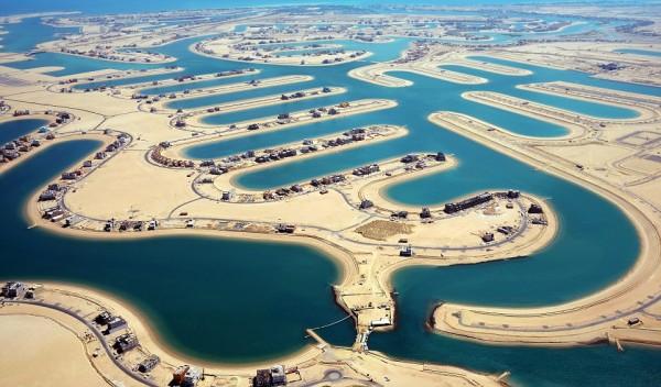 Kuwait new Sea City