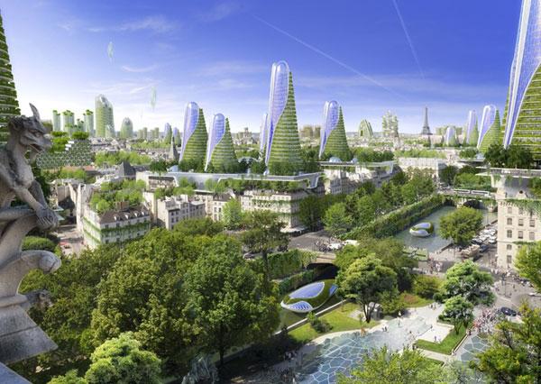 Paris smart city2050