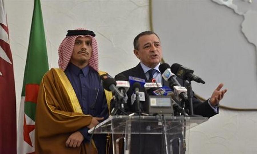 Le Qatar et l'Algérie se rapprochent