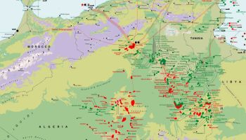 Algeria's Oil and Gas output up