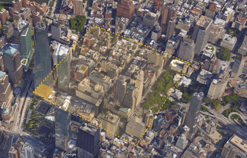 The Real Size of New York City
