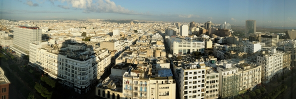 Tunis skyline by Reuters Posted on The Peninsula of Qatar
