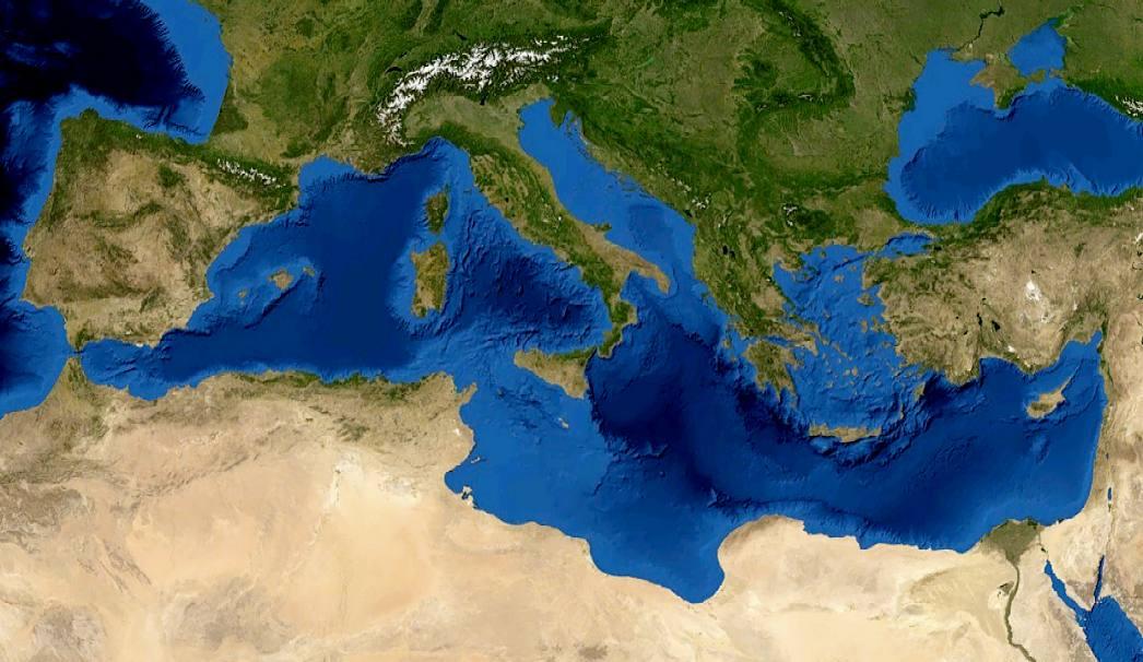 Energy  revitalizing the Regions of the Mediterranean Basin