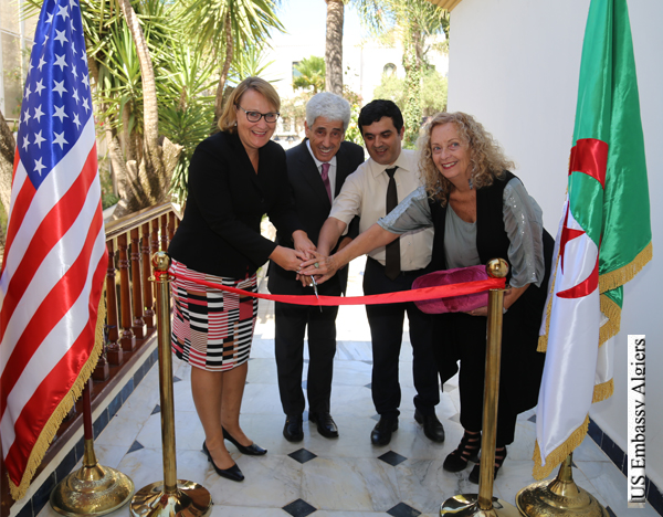 Cooperation between the United States of America and Algeria