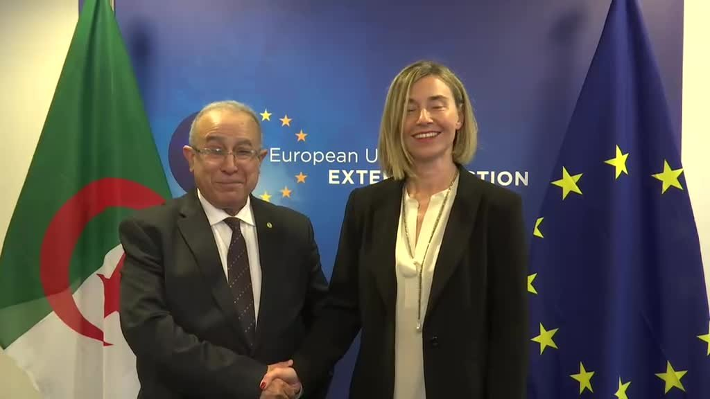 11th EU and Algeria Association Council Session