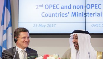 OPEC and non-OPEC meeting of May 25, 2017