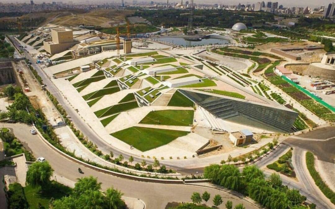 Iran and its world's biggest bookstore