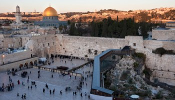 Encapsulating the Ills of Israel and Palestine and Move on