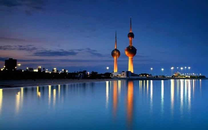Strong Heatwave affecting Kuwait this Summer