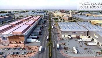 $1.5 billion wholesale Dubai Food Park