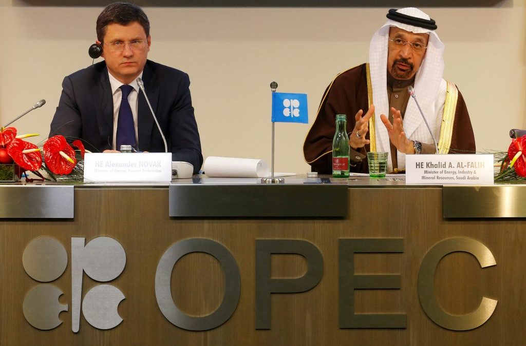The Vienna agreement and the Oil & Gas 2017 – 2030 prospects