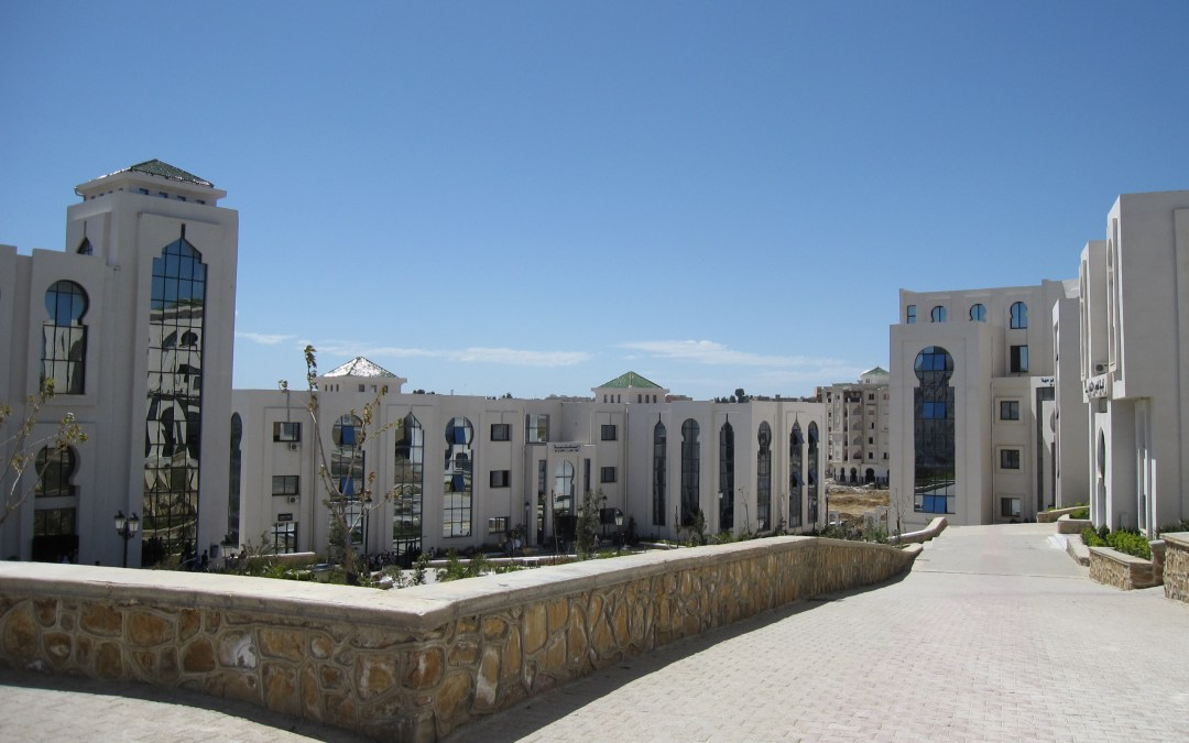 Algeria has 26 Universities and 65 Ititutions of higher education