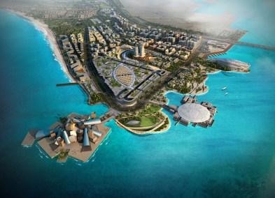 Sadiyat Island cultural area