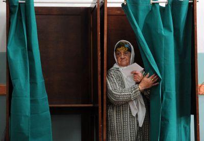 ALGERIA-POLITICS-ELECTIONS