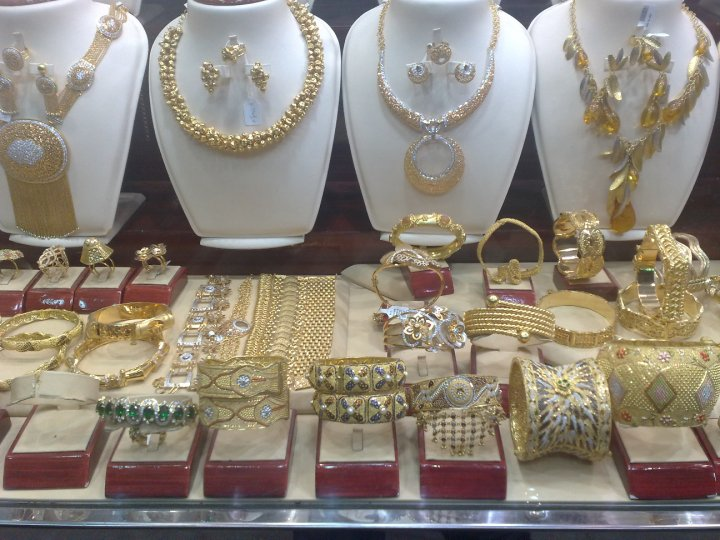 Saudi banning foreign employment in gold and jewellery shops