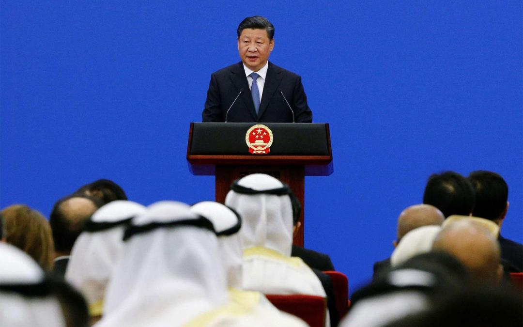 Future-oriented strategic partnership of China - Arab States