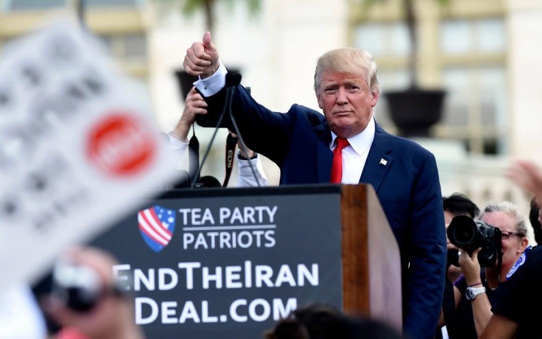 The Iranian economy facing American sanctions
