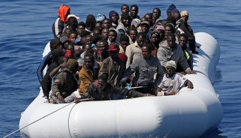 EU spending more on border and migration control