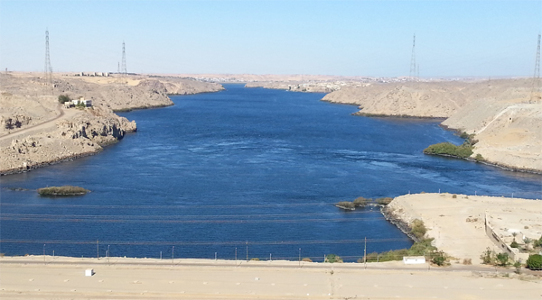 Water crisis looms for Egypt