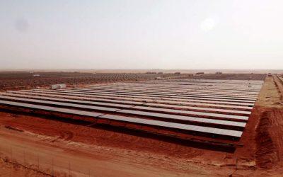 Full potential of solar PVs in the MENA