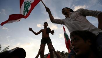 Allies, Investors, Protesters press for Change in Lebanon