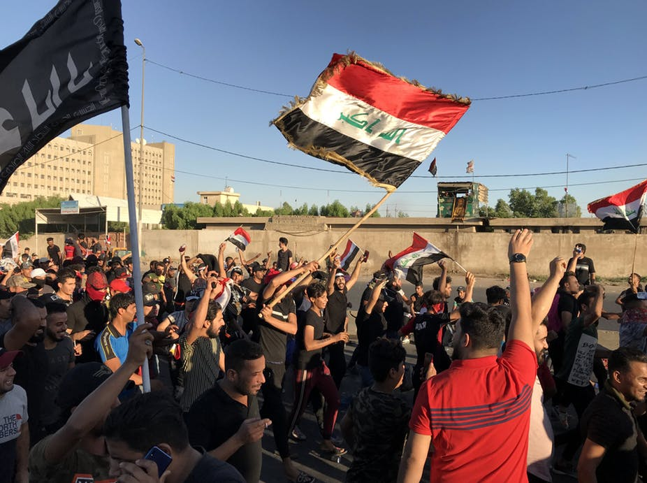 Iraq protests expose the fallacy of the country's democracy