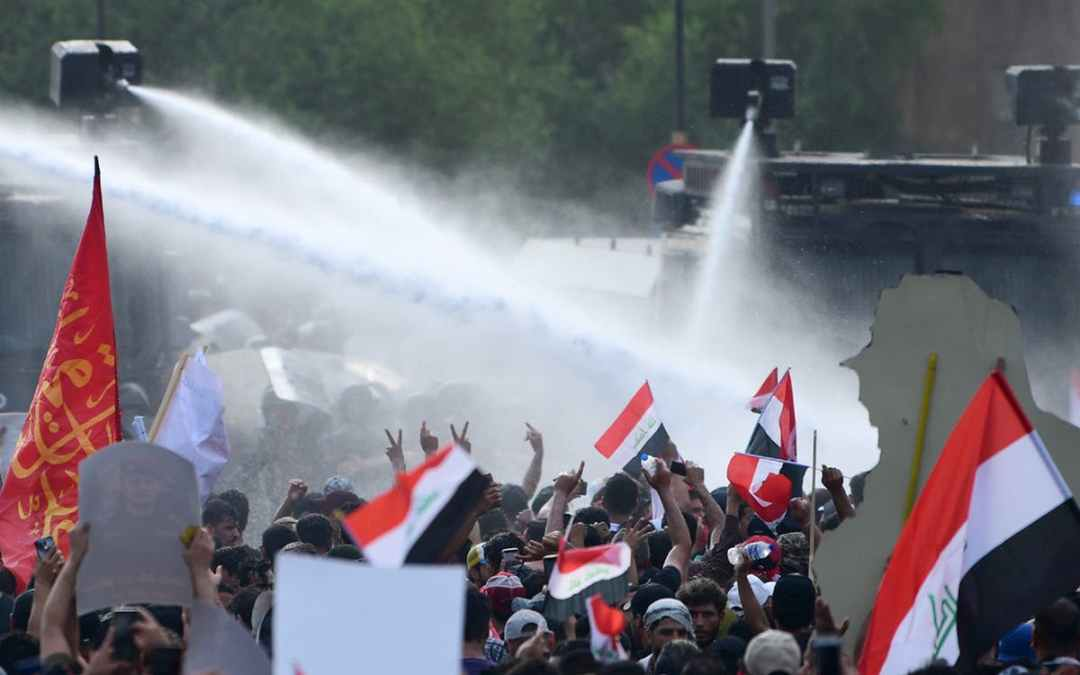 Iraq's recent wave of protests against poverty, a lack of basic services, unemployment, and the interference of Iran in the country's domestic affairs showed a country at the end of its tether. Official figures put the number killed in the violent crackdown of protesters at 157.