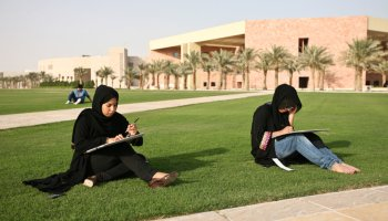 Arab women are thriving in science and math education