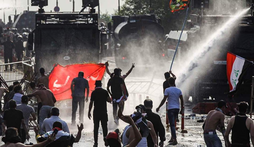 MENA: Renewed wave of mass uprisings met with brutality and repression