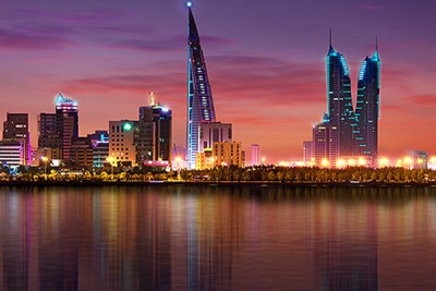 Manama most financially attractive City