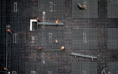 AI that Scans a Construction Site can Spot Wrongdoing