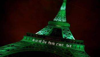 Paris climate pact turns five