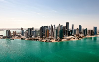 'Gardening' in the Arabian Gulf