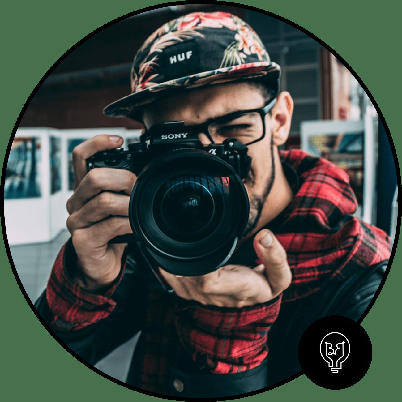هل انت مصور فوتوغرافي؟