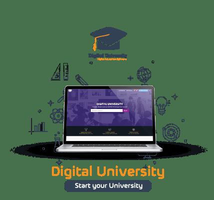 Digital University | learning management system