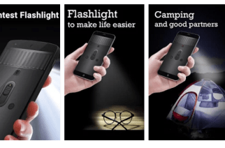 Super Flashlight App by Mobilead Inc. Review