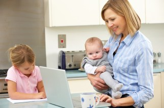 "5 Ways to Set Boundaries as a ""Work From Home"" Parent"