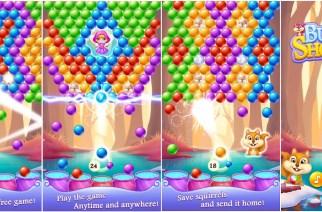 Enter the Bubble Universe with Bubble Rescue