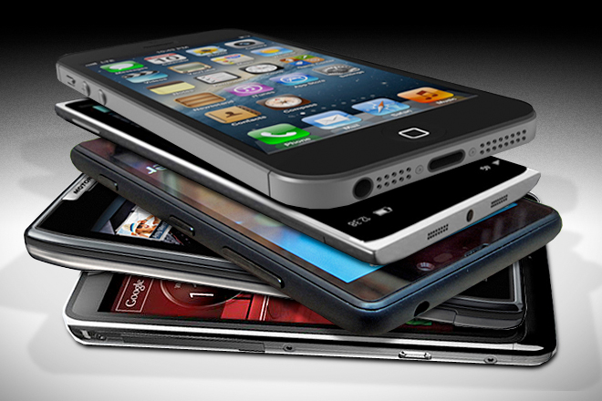 The Electronics Behind the Modern Smartphone Display