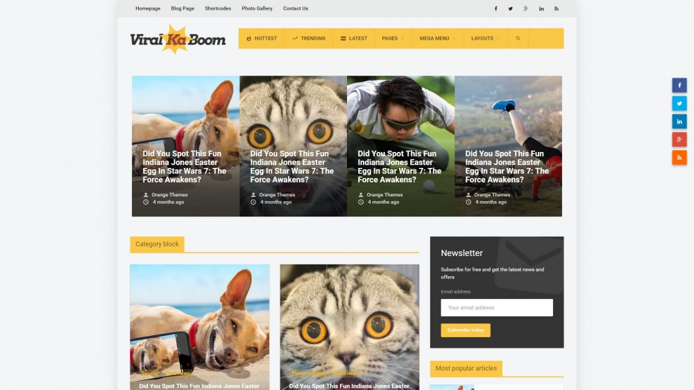 10 Best WordPress Themes for 2017