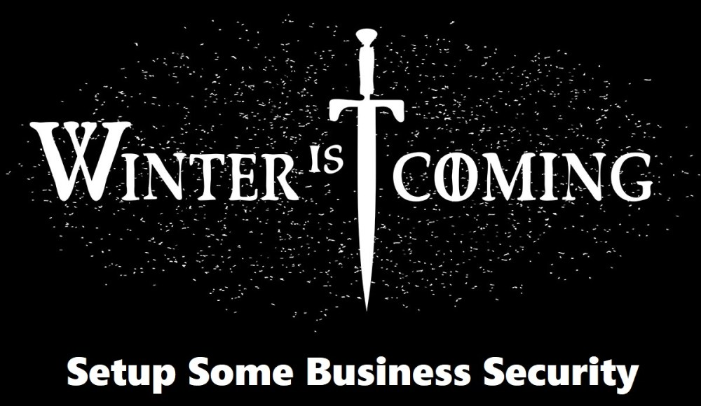 Business Security Lessons We Can Learn from Game of Thrones