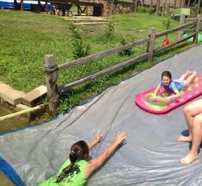 slip in slide