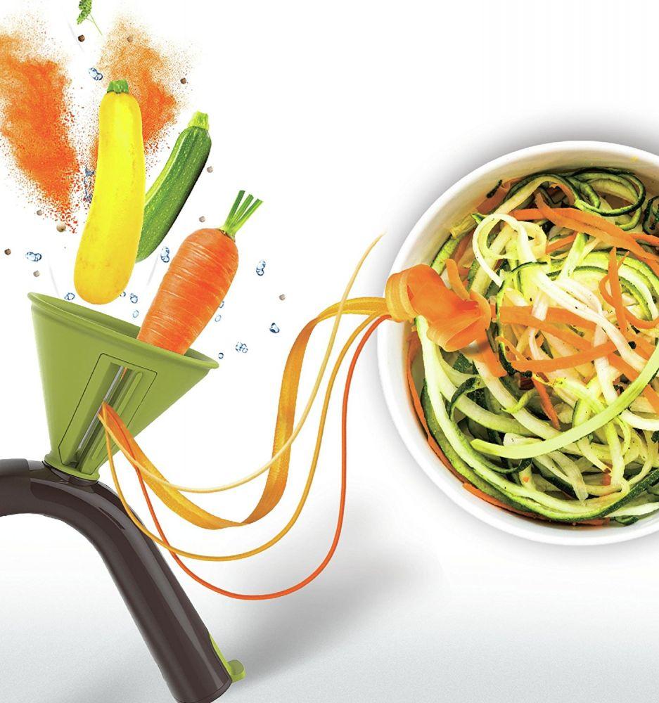 spiralizer coupe legumes spirale ingenio