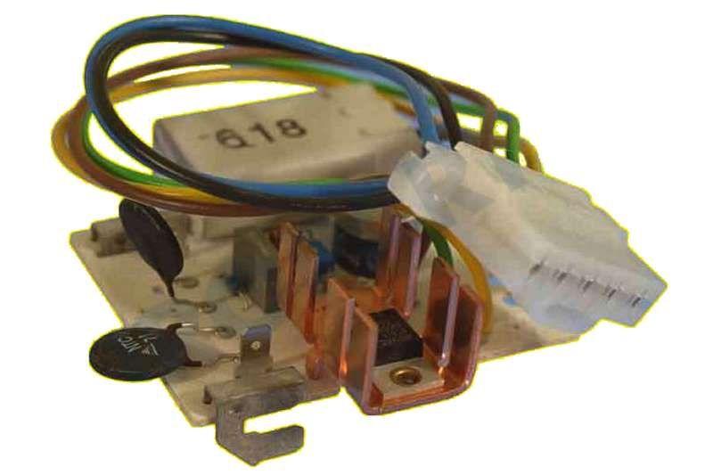 stock limite circuit variateur aspirateur miele
