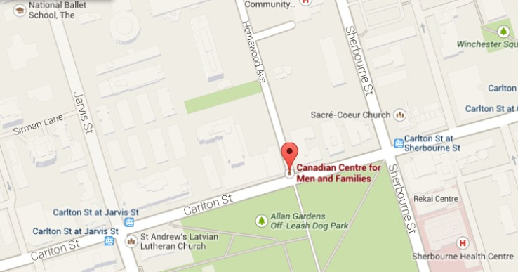 Visit the Canadian Centre for Men and Families