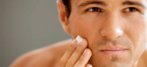 Skin care and cosmetics for men tips