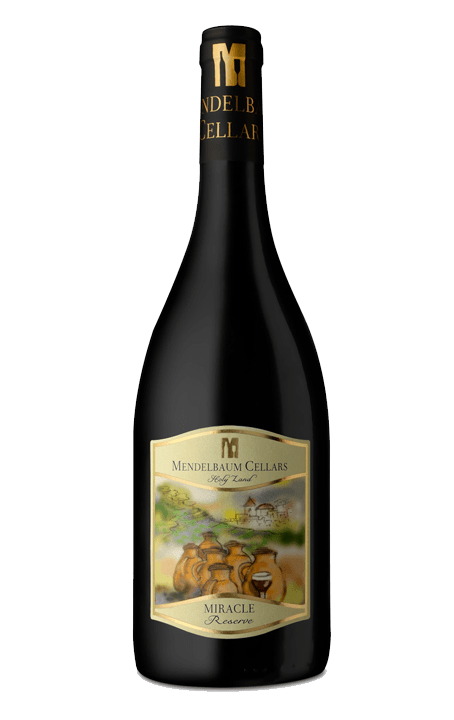 2013 Miracle Reserve Dry Red Wine