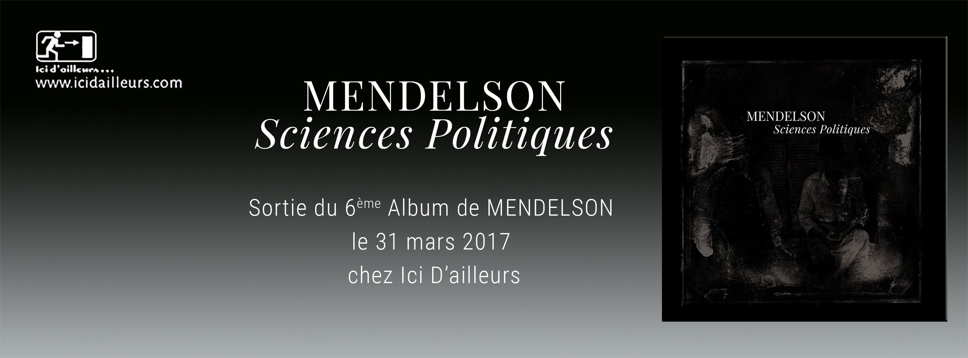 Mendelson - Le site Logo