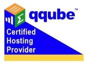 QQube certified hosting provider